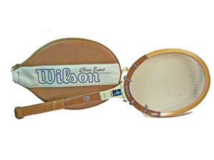 Wilson Chris Evert Autographed Tennis Racket