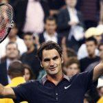 Федерер US Open