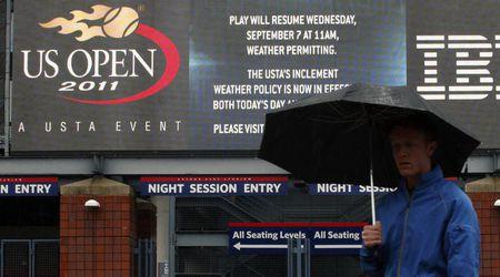 Заради дъжда всички мачове във вторник бяха отменени