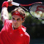 Roger Federer Picture: Phil Hillyard